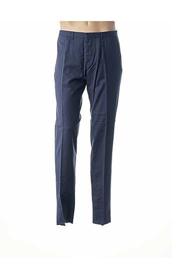 Pantalon chic bleu HUGO BOSS pour homme