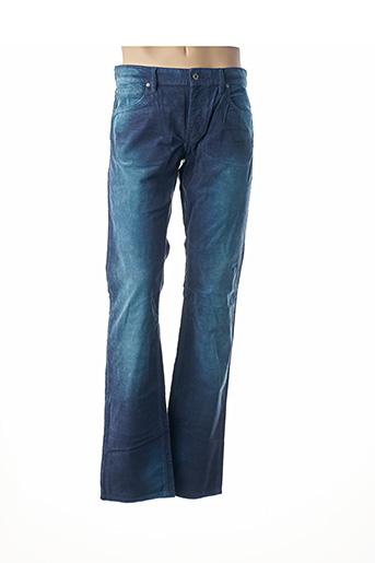 Pantalon casual bleu HUGO BOSS pour homme