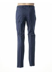 Pantalon chic bleu HUGO BOSS pour homme seconde vue