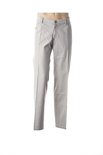 Pantalon chic beige PIONIER pour homme