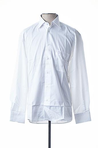 Chemise manches longues blanc BANDE ORIGINALE pour homme