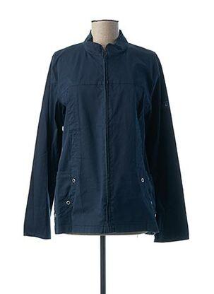 Veste casual bleu EPICEA pour femme