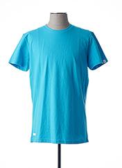T-shirt manches courtes bleu RAGWEAR pour homme seconde vue