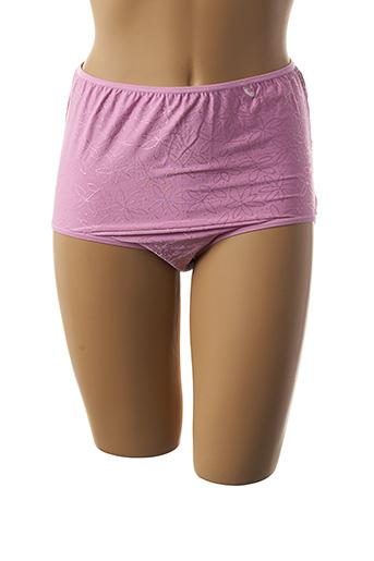 Slip/Culotte rose AVET pour femme