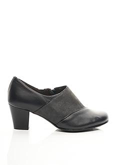 Escarpins gris ARIMA pour femme