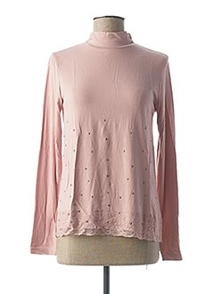 Sous-pull rose MAYORAL pour fille