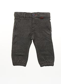 Pantalon casual gris BOBOLI pour enfant