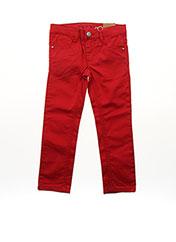 Pantalon casual rouge ESPRIT pour fille seconde vue