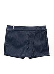 Jupe short bleu BOBOLI pour fille seconde vue