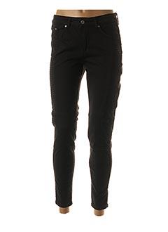 Pantalon 7/8 noir JENSEN pour femme