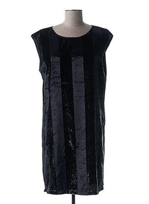 Robe mi-longue noir BRAND UNIQUE pour femme