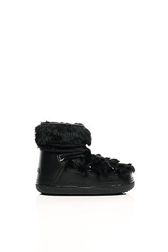 Bottines/Boots noir INUIKII pour femme