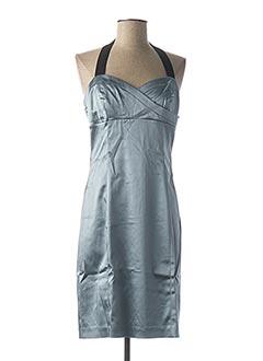 Robe mi-longue bleu GUESS BY MARCIANO pour femme