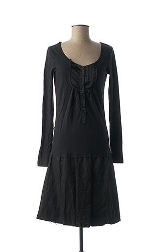 Robe mi-longue noir AEM'KEI pour femme
