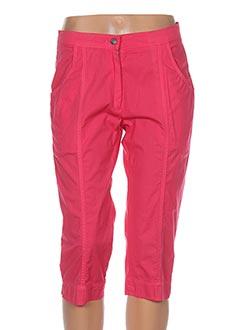 Produit-Shorts / Bermudas-Femme-GUY DUBOUIS