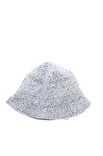 Chapeau bleu DERBY SPORT pour femme
