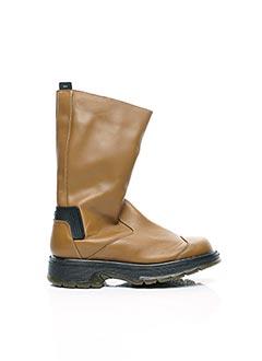 Bottines/Boots beige DR MARTENS pour homme