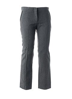 Pantalon 7/8 gris GOLDEN GOOSE DELUXE BRAND pour femme