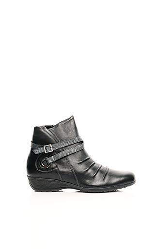 Bottines/Boots noir ARIMA pour femme