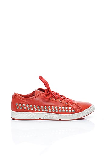 Baskets rouge PATAUGAS pour fille