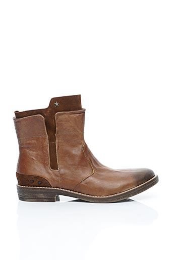 Bottines/Boots marron IKKS pour fille