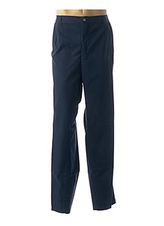 Pantalon casual bleu EMANUEL JEANS pour homme