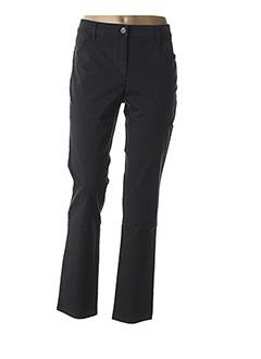 Pantalon casual bleu COUTURIST pour femme