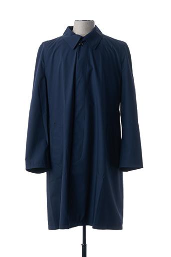 Imperméable/Trench bleu CANALI pour homme