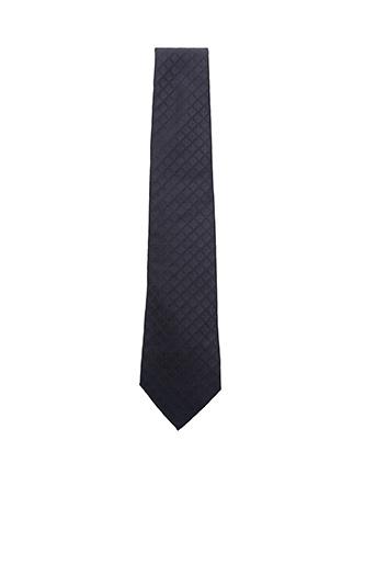 Cravate violet HUGO BOSS pour homme