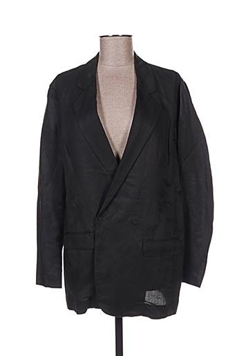 Veste chic / Blazer noir YAYA pour femme