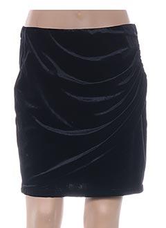 Jupe courte noir ANGE pour femme