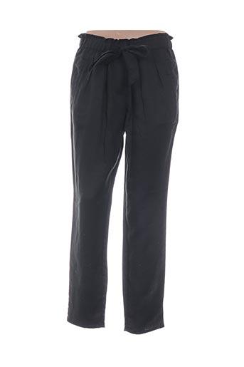 Pantalon casual noir YAYA pour femme