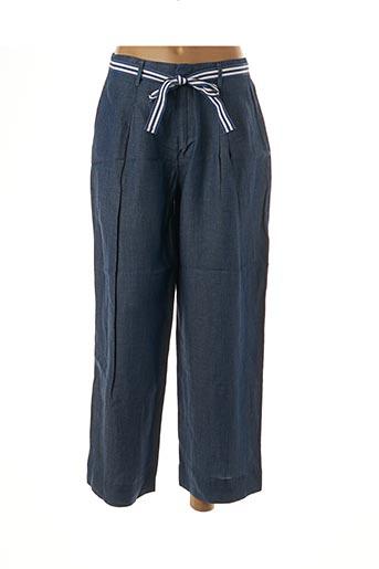 Pantalon casual bleu KOCCA pour femme