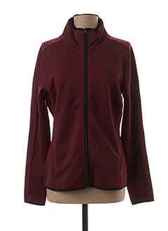 Veste casual rouge ONLY PLAY pour femme