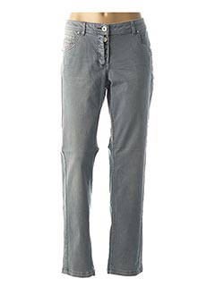 Pantalon casual gris CECIL pour femme