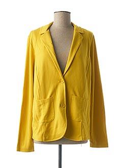 Veste casual jaune CECIL pour femme