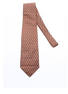 Cravate marron VENDÔME pour homme