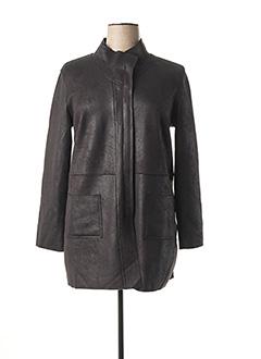 Veste chic / Blazer noir TELMAIL pour femme