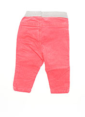 Pantalon casual rose BILLIEBLUSH pour fille seconde vue