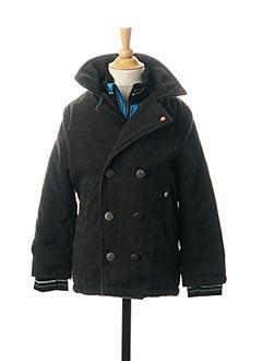 Manteau court gris SORRY 4 THE MESS pour garçon
