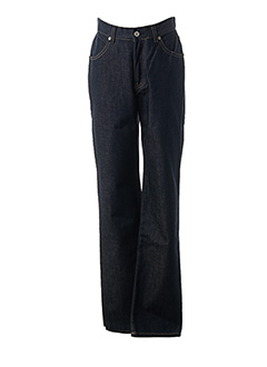 Jeans coupe droite bleu CHIPIE pour femme