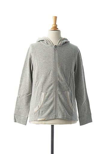 Veste casual gris NAME IT pour fille