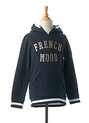 Sweat-shirt bleu NAME IT pour fille seconde vue