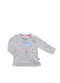 T-shirt manches longues gris BILLIEBLUSH pour fille