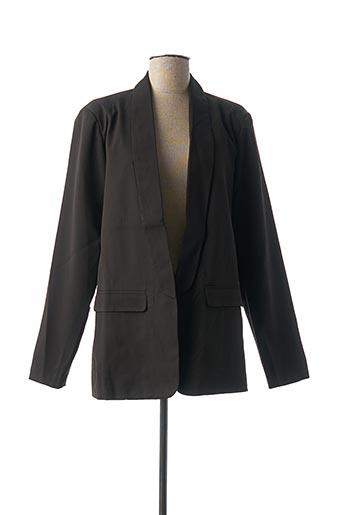 Veste chic / Blazer noir CIAO MILANO pour femme