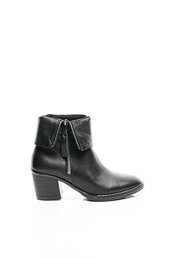 Bottines/Boots noir CARMELA pour femme