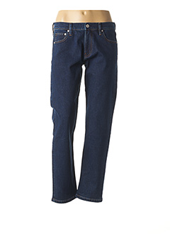 Jeans boyfriend bleu CALVIN KLEIN pour femme