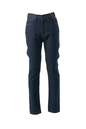 Jeans coupe slim bleu CALVIN KLEIN pour garçon