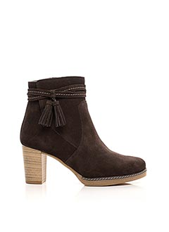 Bottines/Boots marron FOLIE'S pour femme