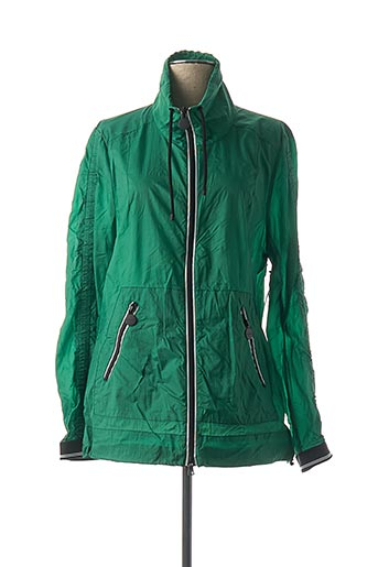 Veste casual vert CREENSTONE pour femme